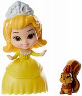 Принцесса Эмбер и Вотнаут мини кукла Disney Sofia the First Jakks Pacific (01150 (01240))
