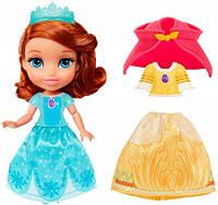 София в зимней одежде кукла Disney Sofia the First Jakks Pacific (01332 (01334))