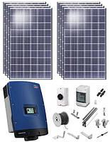 Комплекты солнечных электростанций под зеленый тариф