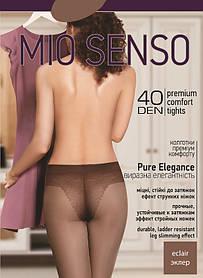 "Колготки Mio Senso ""Pure Elegance 40 den"" eclair, size 2 (3868) | 5 шт."