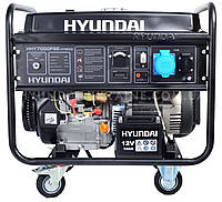 Генератор газ/бензин Hyundai HHY 7000 FGE
