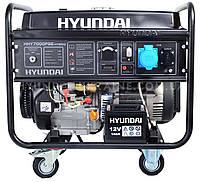 Генератор газ/бензин Hyundai HHY 7000 FGE, фото 1