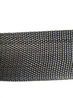 Лента капроновая одноцветная 50м 50мм х50м(черный)