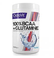 OstroVit BCAA+ Glutamine 500 грамм