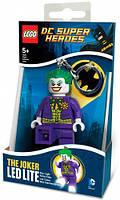 Брелок фонарик Джокер Lego Супергерои IQ (LGL-KE30A)