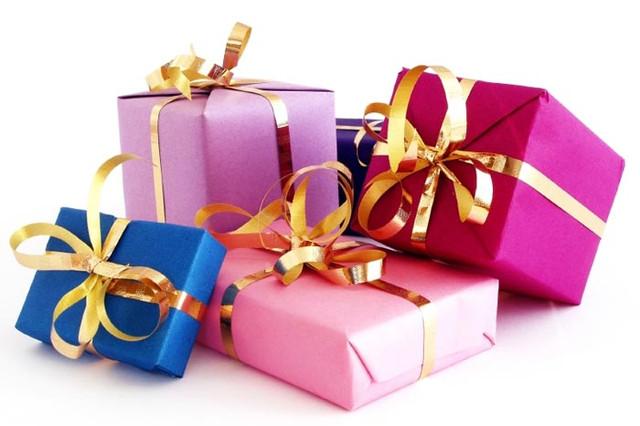 Подарки new