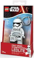 Штурмовик Первого ордена брелок фонарик Lego Star Wars IQ (LGL-KE94)