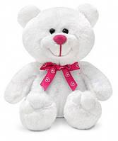 Мягкая игрушка Медведь Амурчик с бантом 14 см звук Lava (LF1228A)