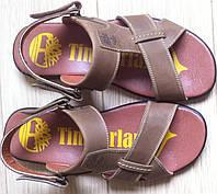 Мужские босоножки Timberland кожа сандали сандалии обувь лето 40 41 42 43 44 45