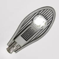 Консольный светильник LED 30W COB  6000К 3000lm с линзой