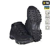 Кроссовки тактические M-Tac, Leopard черные