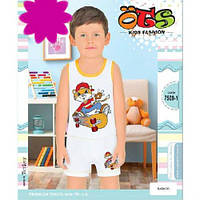 Комплект белья для мальчика про-во Турция(опт от 6 шт)