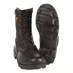 Ботинки тропические кордура MIL-TEC Black