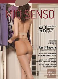 "Колготки Mio Senso ""Slim Silhouette 40 den"" caramel, size 2 (3325)   5 шт."