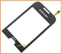 Сенсор (тачскрин) Samsung C3312 Champ Deluxe Duos Black Original
