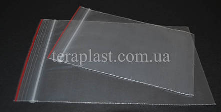 Пакеты с замком зип-лок 300*400 мм (50мкм), фото 2