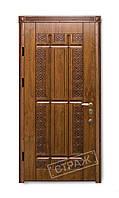 """Двери бронированные ТМ """"Страж"""" Patina R 26"""