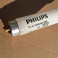 Лампа люмінесцентна PHILIPS TL-D 58W/54-765