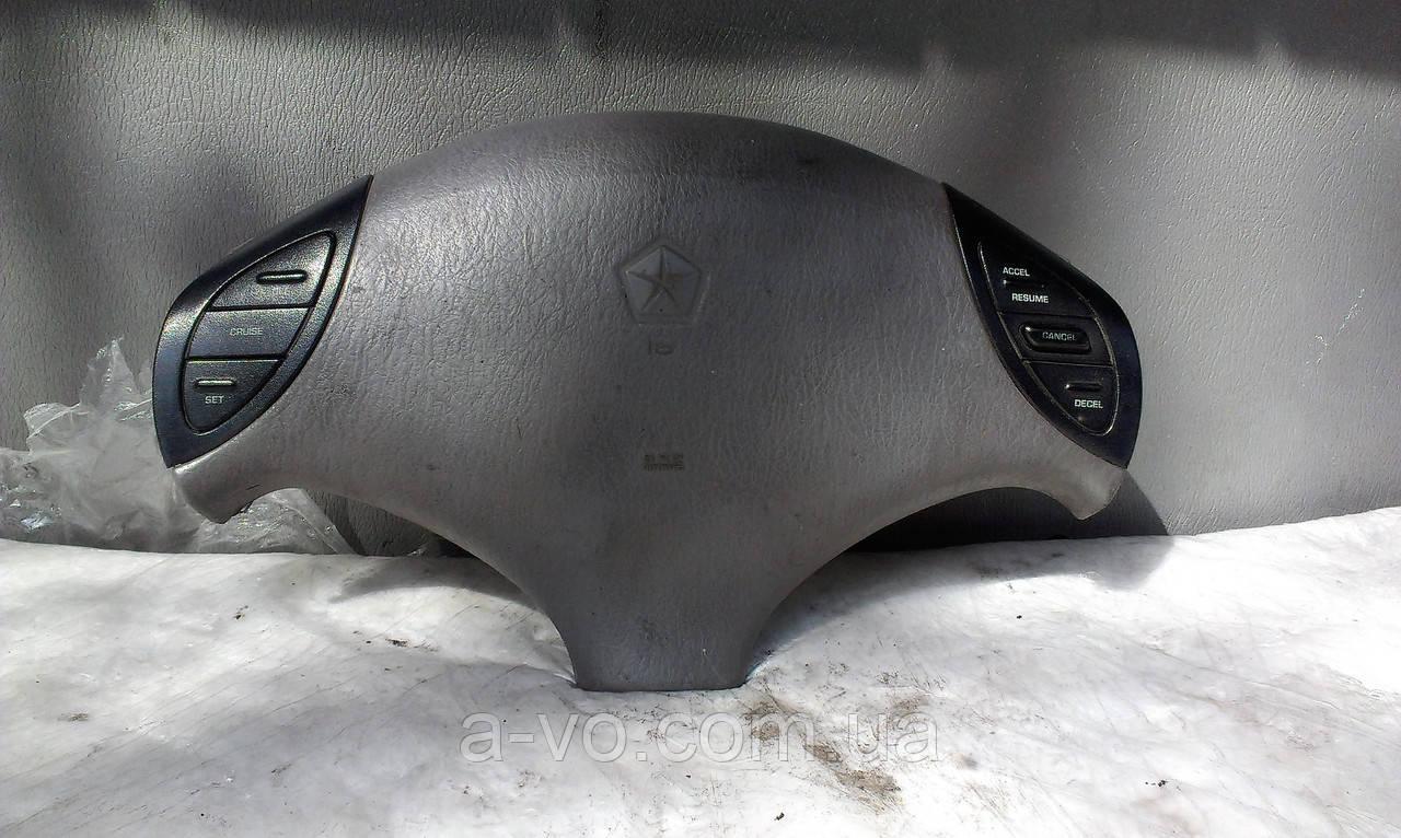 Водительская подушка безопасности Аирбаг Airbag Chrysler Grand Voyager 009428-A6 CBLH8C3UAFM