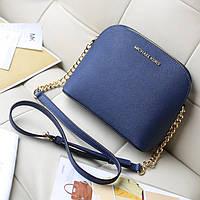 Сумка Michael Kors Cindy Crossbody Bag Blue, фото 1