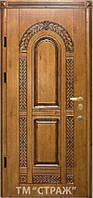 """Двери бронированные ТМ """"Страж"""" Patina R 1"""