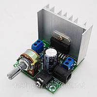 Усилитель звука для автомобиля аудио 12В 2*15Вт
