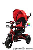 Детский трехколесный велосипед Crosser T 400 Eva - Красный