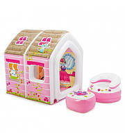 """Игровой центр-домик Intex """"Princess Play House"""" 48635"""