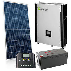 КОМПЛЕКТУЮЩИЕ к солнечным электростанциям