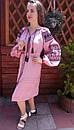 Платье женское бохо вышиванка лен, этно, стиль бохо шик, вишите плаття вишиванка, Bohemian,стиль Вита Кин, фото 5