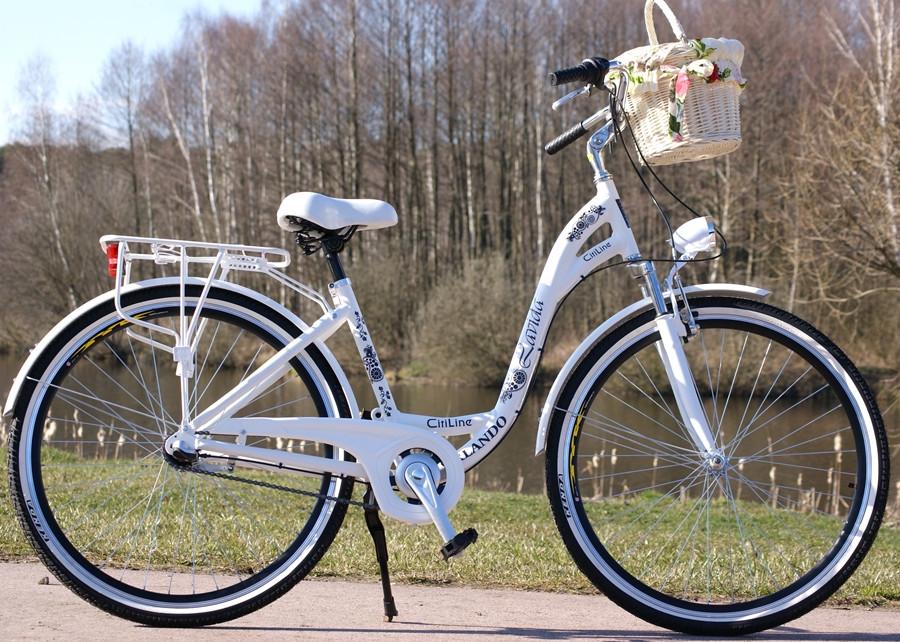 f1d2559a39db1d Міський велосипед LAVIDA Orlando 28 Nexus 3 White Польща - Інтернет-магазин  Євробест в Львове