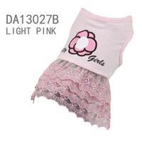 Платье для собак  Добаз , Dobaz  Nikol розовый