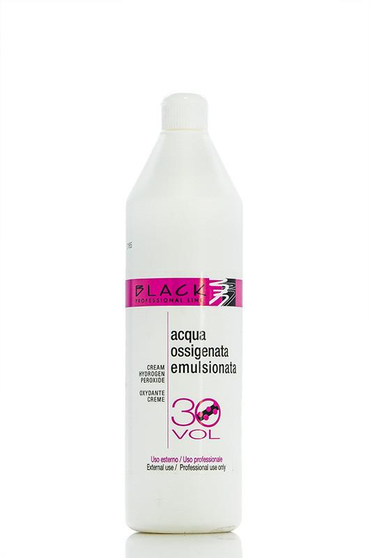 Black Cream Hydrogen Peroxide Оксидант 9% 1000 мл Код 3730
