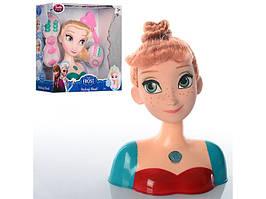 Кукла Frozen (голова для причесок)S38