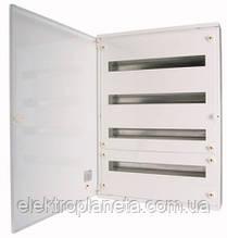 Щиток розподілу (щиток під автомати) ВF-O-3/72-C Eaton / Moeller МЕТАЛ зовнішній