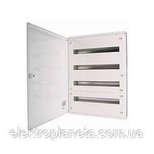 Щиток розподілу (щиток під автомати) ВF-O-4/96-C Eaton / Moeller МЕТАЛ зовнішній