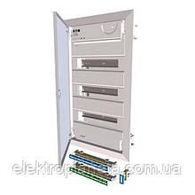 Щиток розподілу (щиток під автомати) KLV-36UPS-F Eaton / Moeller внутрішній