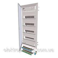 Щиток розподілу (щиток під автомати) KLV-48UPS-F Eaton / Moeller внутрішній