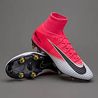 Бутсы NIKE MERCURIAL SUPERFLY V SG-PRO ANTI-CLOG 889286-601 43 (27.5 см)
