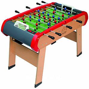 Футбольный стол Champion Smoby - Франция - упрочненный пластик, металл, дерево