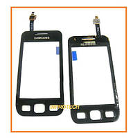 Сенсор (тачскрин) Samsung GT-S5250 Wave 525 Black Original