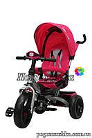 Детский трехколесный велосипед Crosser T 400 Eva - Розовый