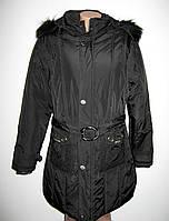 Куртка женская зимняя р 54