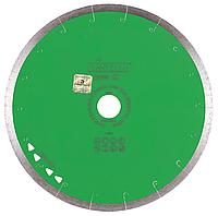 Круг алмазный Distar 1A1R Granite Laser 350 мм, отрезной диск по граниту и мрамору, Дистар