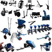Комплектующие и навесное оборудования
