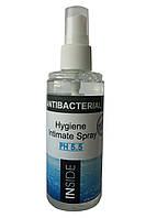 Спрей для інтимної гігієни INSIDE Antibacterial Hygiene Intimate Spray 100ml