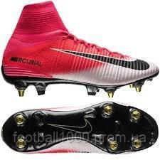 0830190d Бутсы футбольные Nike Mercurial Superfly V SG-PRO ANTI-CLOG 889286-601