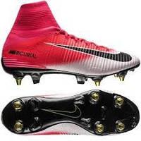 Бутсы футбольные Nike Mercurial Superfly V SG-PRO ANTI-CLOG 889286-601