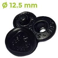 Кнопки рубашечные DASH №54 оксид (12.5mm)