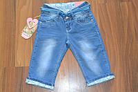 Джинсовые бриджи для девочек ,размеры 6-14,фирма C'est La Vie.Польша, фото 1
